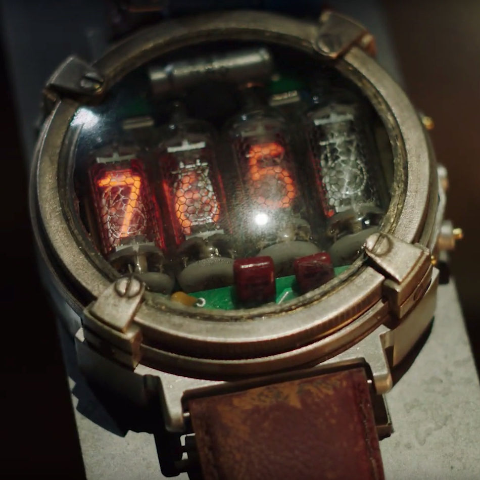 Metro Exodus 'Artyom Custom Edition' Comes With Real Nixie Watch